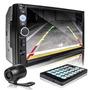Central Multimidia Mp5 2 Din Bluetooth C Camera De Re