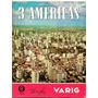 Revista 3 Américas N° 8 Varig 1958