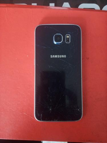 Celular Samsung S7 (só Pra Retirar Peças) Placa Funcionando Original
