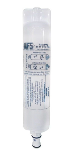 Refil Filtro Purificador Consul Facilite Bem Estar Cix01 06 Original