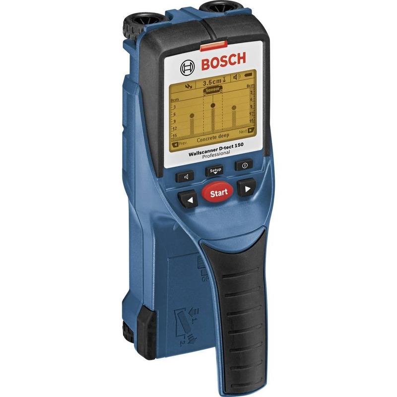 Detector de Materiais D-TECT 150 - Bosch