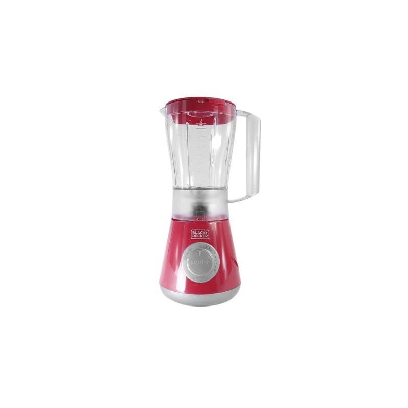 Liquidificador Vermelho 10 velocidades 550W Black+Decker  L10 110V