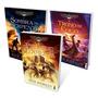 Coleção As Crônicas Dos Kane (3 Livros) #