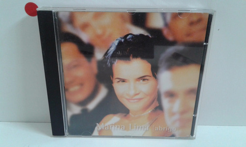 Cd Marina Lima - Abrigo - By Trekus Vintage Original