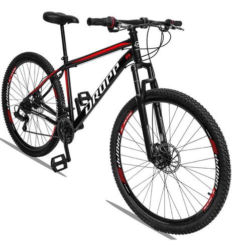 Bicicleta Aro 29 Dropp Sport 21v Câmbio Traseiro Shimano Original