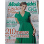 Revista Moda Moldes, Maitê Proença 51 Moldes #74