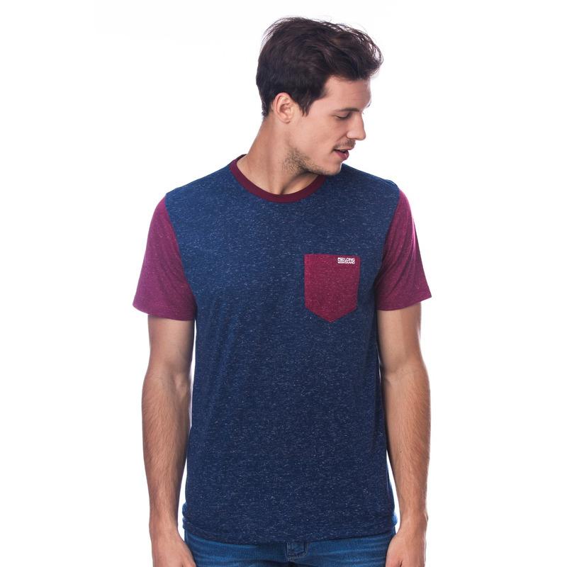 Camiseta Long Island IVT Marinho