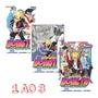 Boruto 1 Ao 3 Naruto Next Generations! Mangá Panini! Lacrado