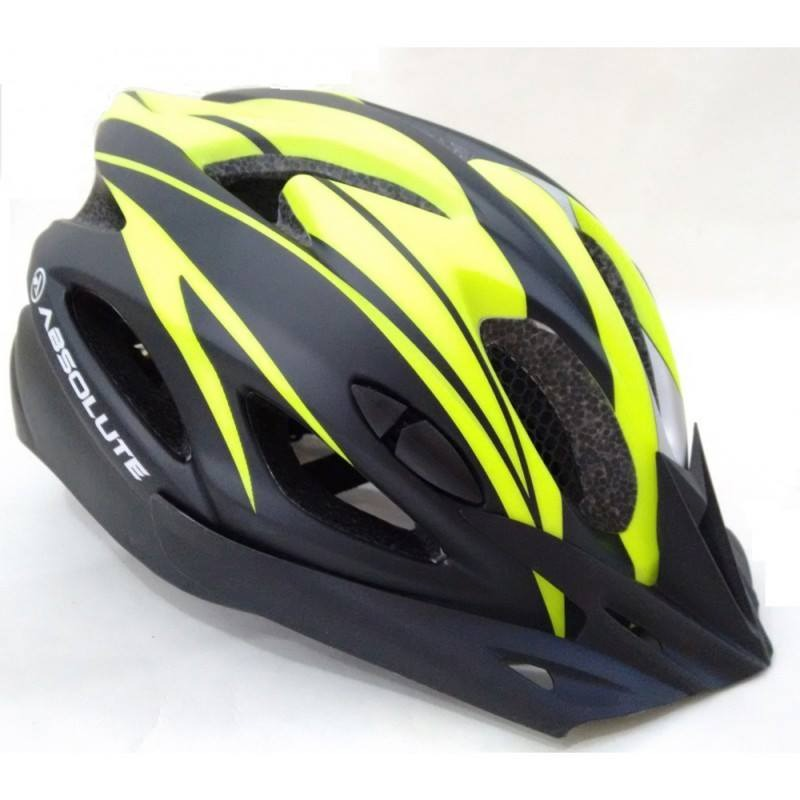 CAPACETE ABSOLUTE CICLISTA COM VISTA LIGHT WT012