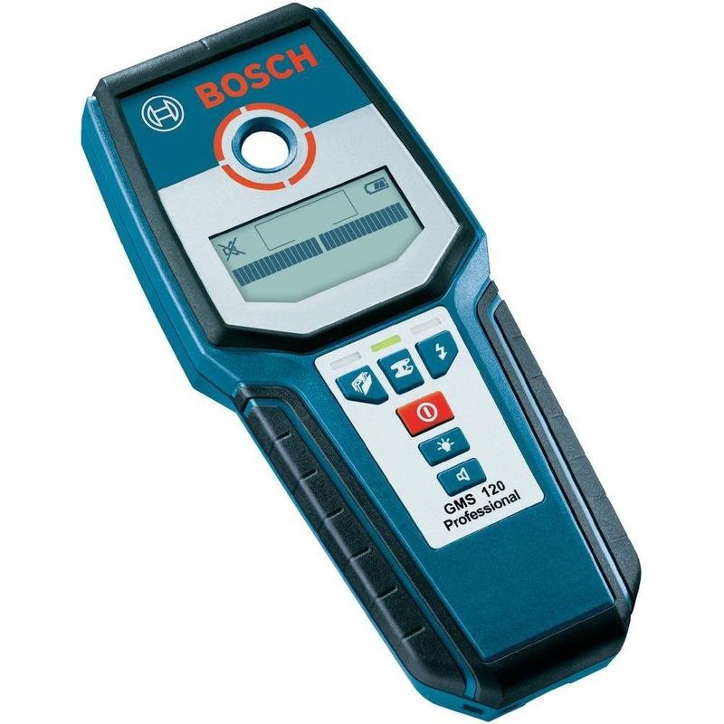 Detector de Materiais GMS 120 Profissional (Pilha) - Bosch