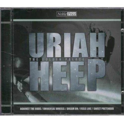 Uriah Heep - The Golden Palace - Cd Importado  Original
