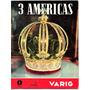 Revista 3 Américas N° 9 Varig 1958