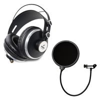 1 Fone Shp-300 + 1 Pop Filter Amf1