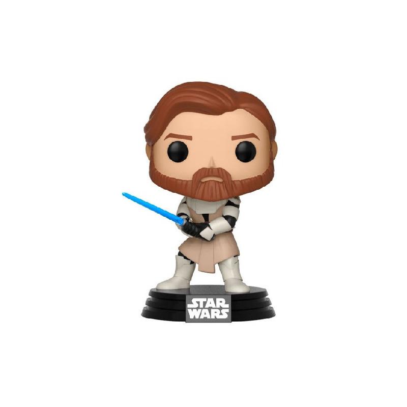Obi-Wan Kenobi Pop Funko #270 - The Clone Wars - Star Wars