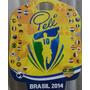 Maleta Infantil Pelé 10 De Olho Na Copa 2014