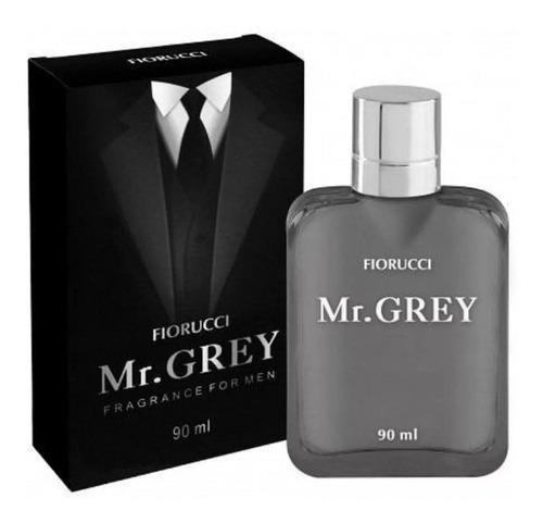 Perfume Colônia Masculino Mr. Grey 90 Ml Fiorucci Original