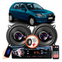 Som Automotivo Radio Mp3 Bluetooth Falante Pioneer 5 Polegadas Ts1360br Gm Celta