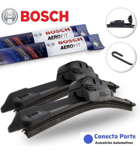 Palhetas Limpador Parabrisa  Bosch Aerofit Silicone Original