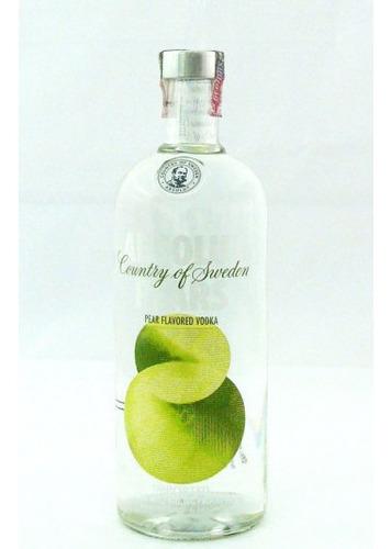 Vodka Absolut Pears (1litro) Original