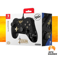 Controle Com Fio Para Nintendo Switch Edição Especial Zelda - Power A