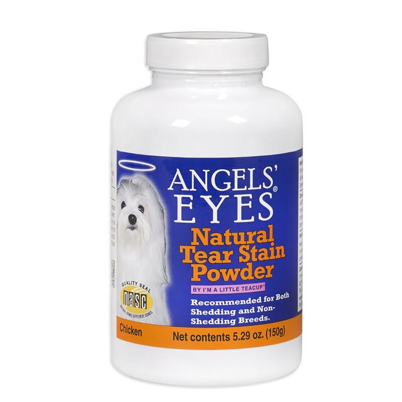 Angels Eyes Pó de Mancha Natural de Lágrima Frango 75g 7819