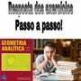 Respostas Livro Geometria Analítica Steinbruch E Winterle