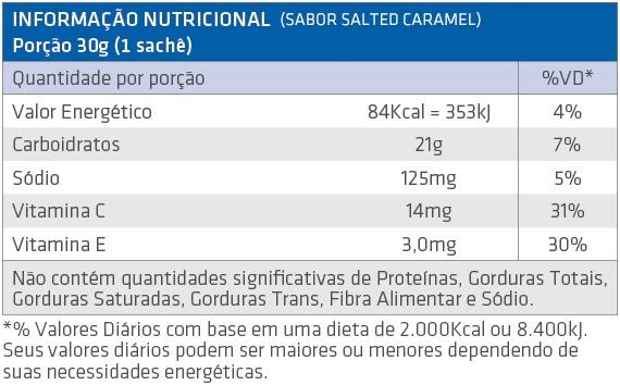 Gel Exceed Energy  Salted Caramel