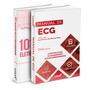 Livro Combo Do Ecg Manual Eletrocardiograma Medicina