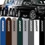 Friso Lateral Vw Amarok 2010 A 2019 Cor=carro Volkswagen