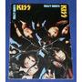 Kiss Crazy Nights Songbook P Guitarra Usa Livro 1988
