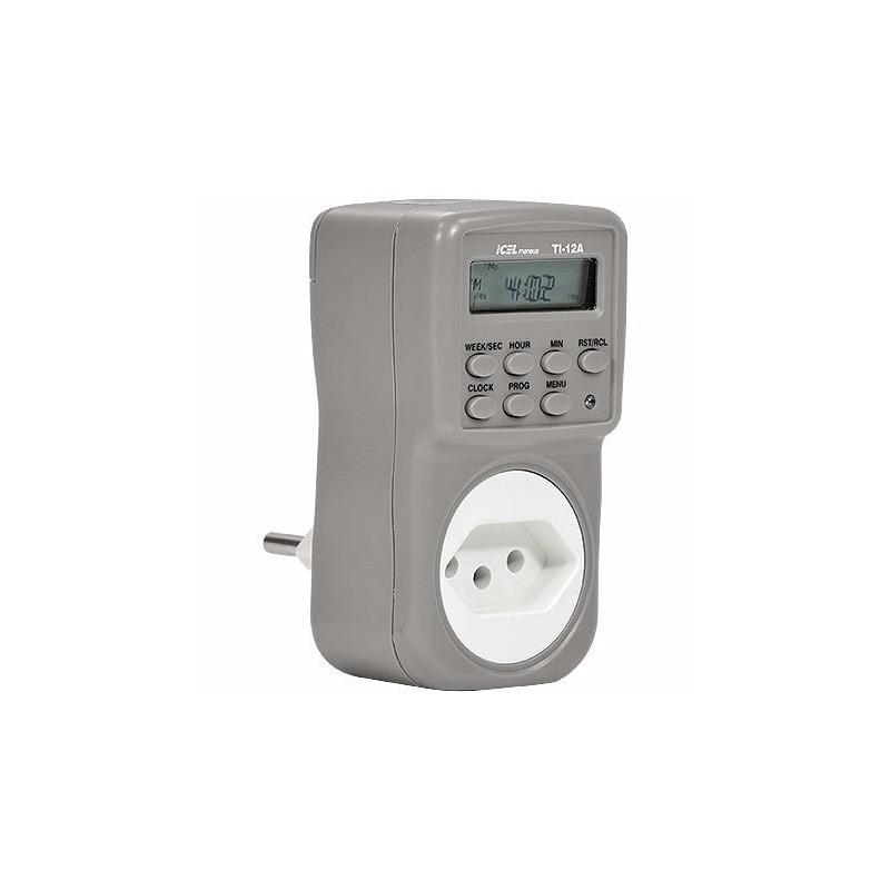 Timer Digital TI-12A 127v