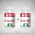 IOIMBINA 5mg 120 Cáps + GARCINIA 500mg 60  C&aacut...