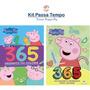 Kit Passa Tempo Peppa Pig Atividades E Desenhos