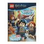 Livro Lego Harry Potter Cenas Com Adesivos