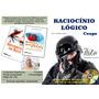 Dvd Raciocínio Lógico Em Bizus Pf E Prf Cespe (download)