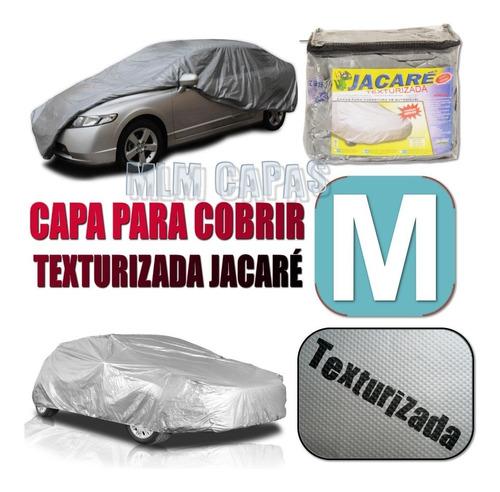 Capa Cobrir Veículos Bezi Jacaré Impermeável Forrada Tam. M Original