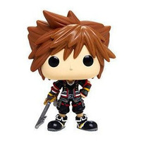 Sora Pop Funko #483 - Kingdom Hearts 3 - Games - Disney