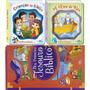 Livros Infantil Bíblicos Livros E Quebra Cabeças Ilustrados