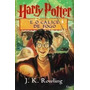 Livro Harry Potter E O Cálice De Fogo J.k.rowling