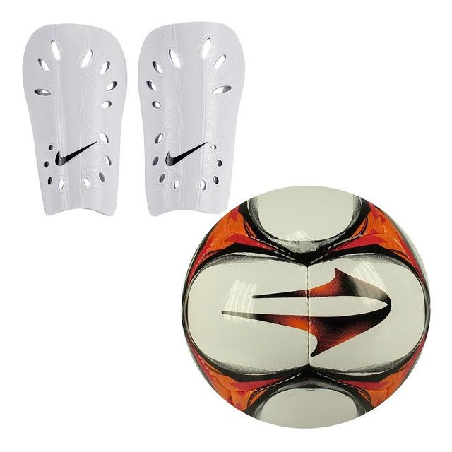 9f0ed2a5097b1 Oferta Caneleira Nike Guard+ Bola Society Topper Ultra Viii em ...