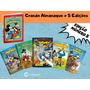 Kit Grande Almanaque 5 Edições Disney A Escolher