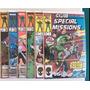 Comandos Em Ação G. I. Joe Special Missions N# 1 A 8 Marvel