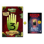 Livro Gravity Falls Diário 3 Stranger Things Raizes Do Mal