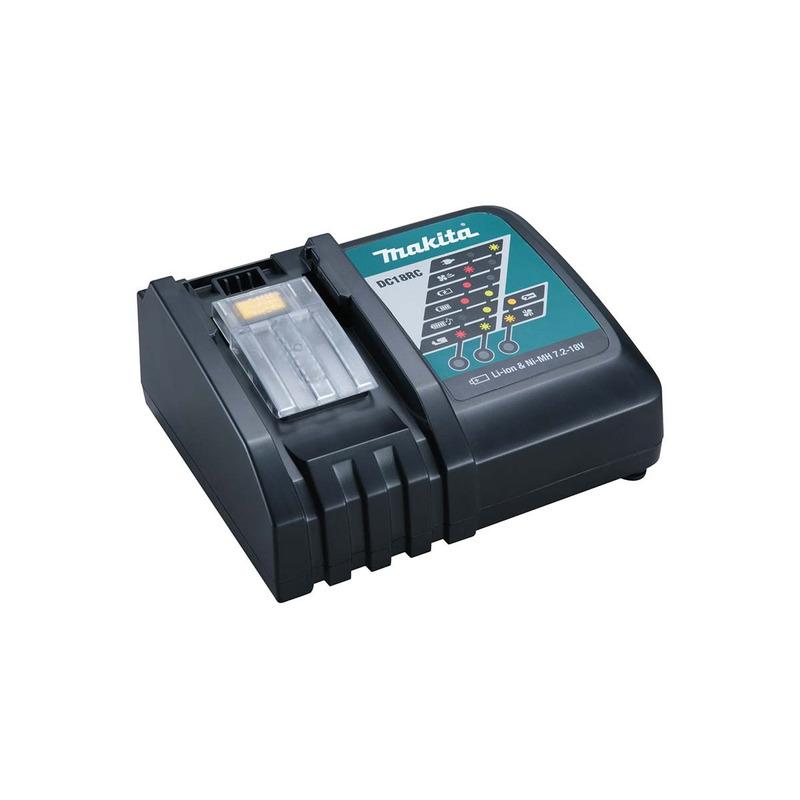 Esmerilhadeira Angular 115MM a bateria DGA455RFE-P - Makita