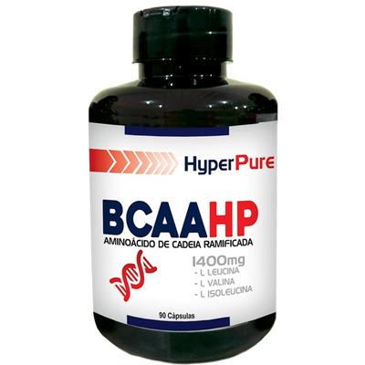 BCAA HyperPure 90 Cápsulas