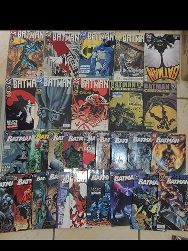 Batman Primeiras Serie Panini 1 Ao 115 Original