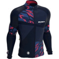 Camisa Ciclismo Mtb Ert Manga Longa Nova Tuor Dots