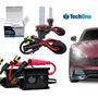 Kit Xenon Techone 4300k 6000k 8000k H1 H3 H7 H11 H4 2 Hb4