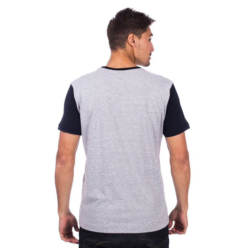 Camiseta Long Island CLB Cinza