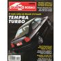 Quatro Rodas Nº406 Tempra Turbo Omega Cd Alfa 164 Galant Es